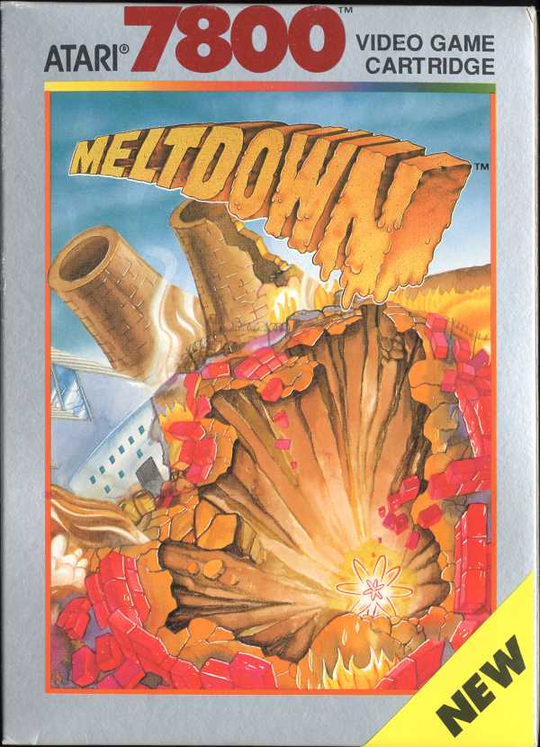 Meltdown - Box Front