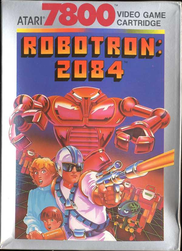 Robotron: 2084 - Box Front