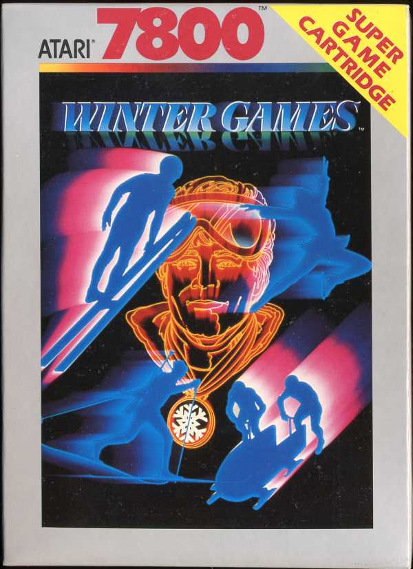 Winter Games - Box Front
