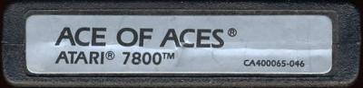 Ace of Aces - Cartridge Scan