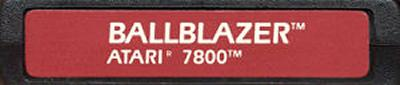 Ballblazer - Cartridge Scan