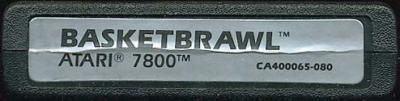 Basketbrawl - Cartridge Scan