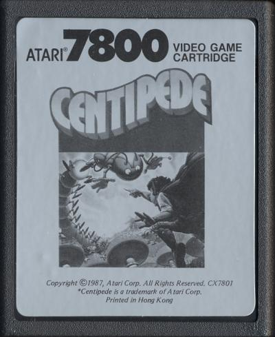 Centipede - Cartridge Scan