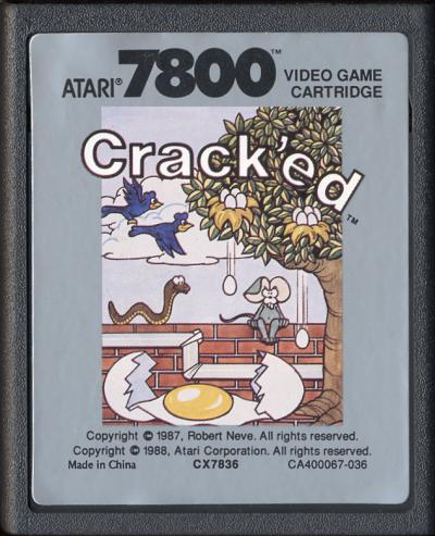 Crack'ed - Cartridge Scan
