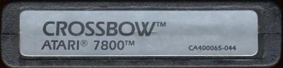 Crossbow - Cartridge Scan
