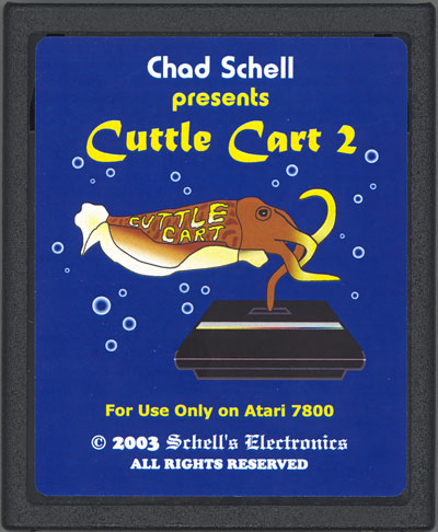 Cuttle Cart 2 - Cartridge Scan