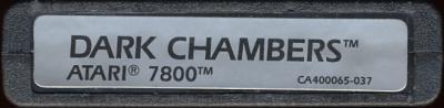 Dark Chambers - Cartridge Scan