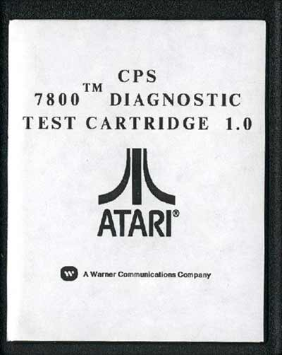 Diagnostic Test Cartridge - Cartridge Scan