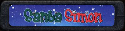 Santa Simon - Cartridge Scan