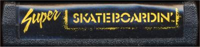 Super Skateboardin' - Cartridge Scan