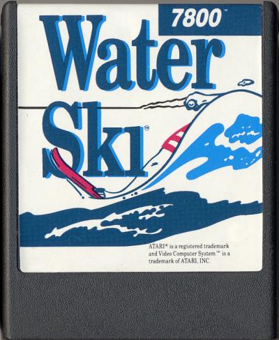 Water Ski - Cartridge Scan