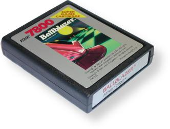 Atari - Color Label Variation