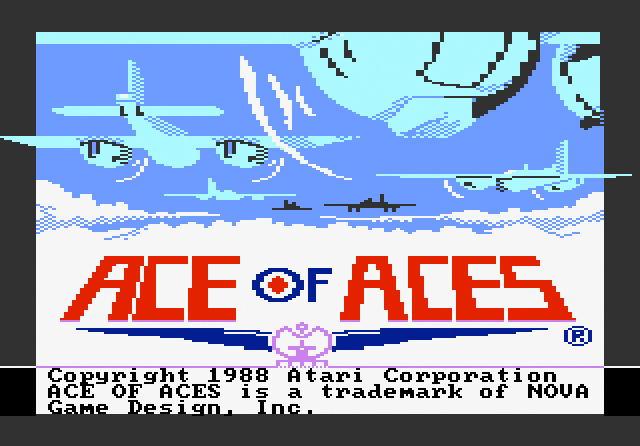 Ace of Aces - Screenshot