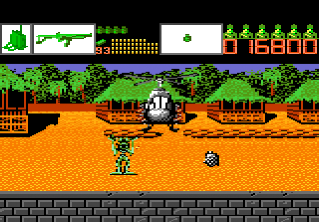 Alien Brigade - Screenshot