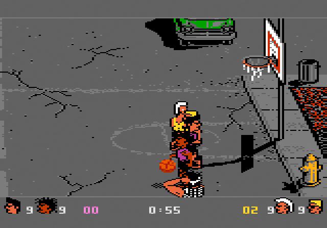 Basketbrawl - Screenshot