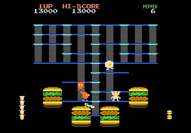 Beef Drop - Screenshot