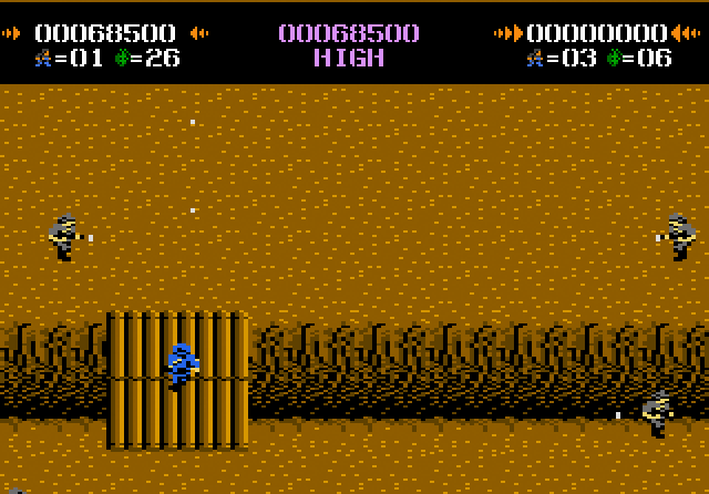 Commando - Screenshot