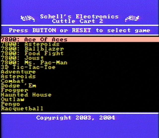 Cuttle Cart 2 - Screenshot