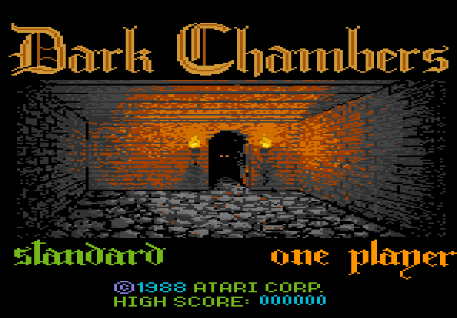 Dark Chambers - Screenshot