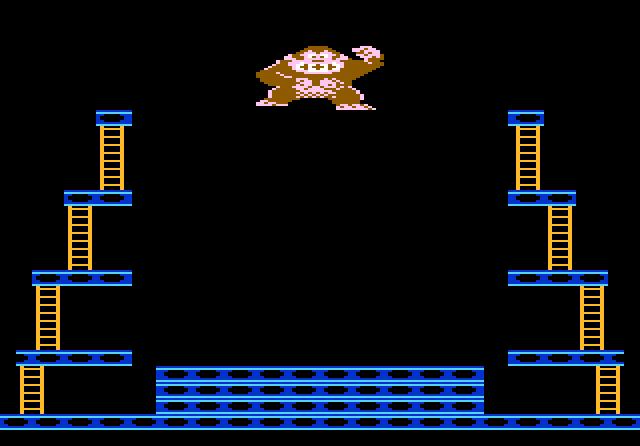 Donkey Kong - Screenshot
