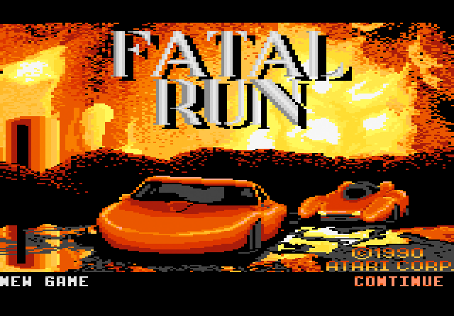 Fatal Run - Screenshot
