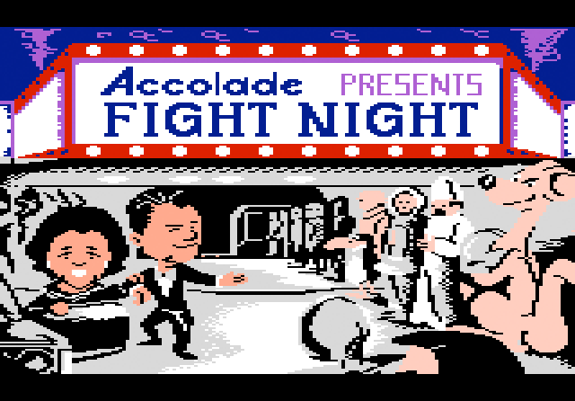 Fight Night - Screenshot
