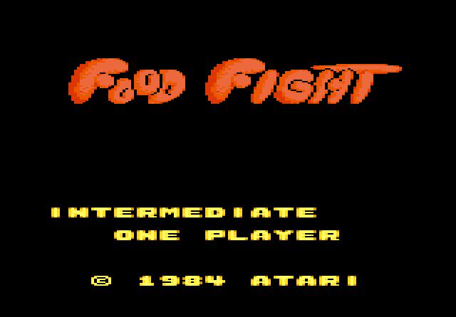 Food Fight - Screenshot
