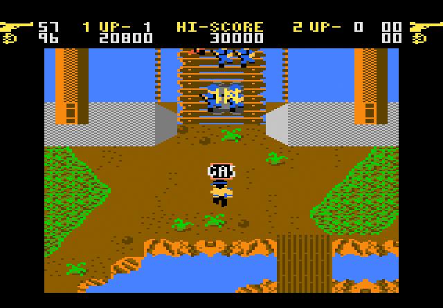 Ikari Warriors - Screenshot