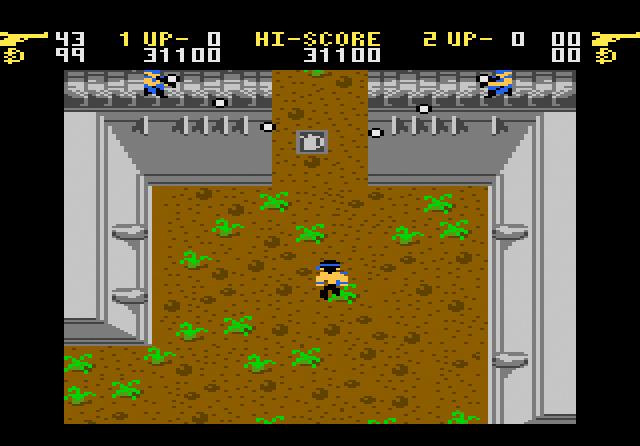 Ikari Warriors - Atari 7800 - Atari