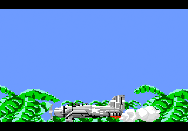 Ikari Warriors - Screenshot