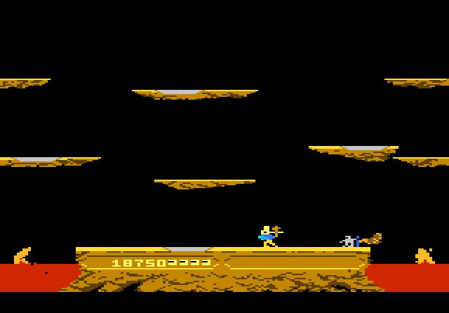 Joust - Atari 7800 - Atari