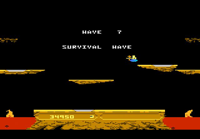 Joust - Screenshot