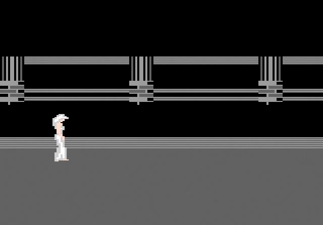 Karateka - Screenshot