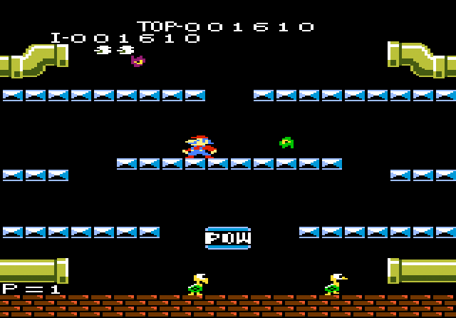 Mario Bros. - Screenshot