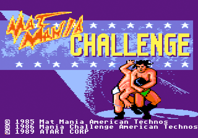 Mat Mania Challenge - Screenshot