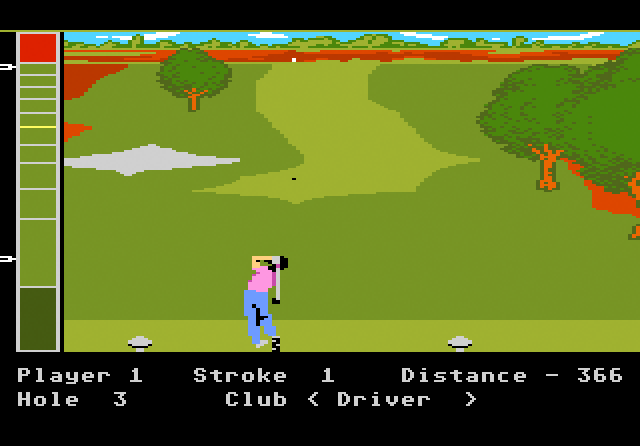 Mean 18 Ultimate Golf - Screenshot