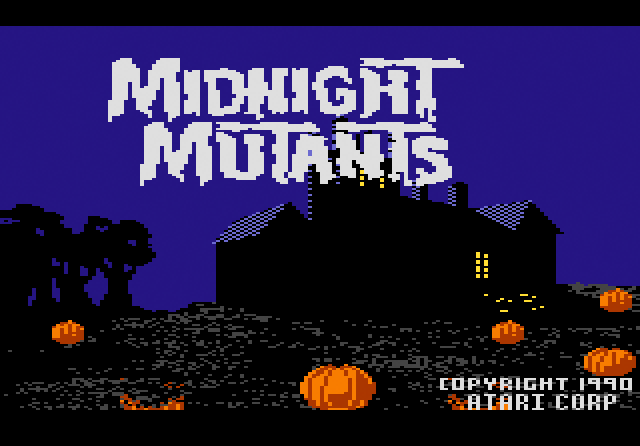 Midnight Mutants - Screenshot