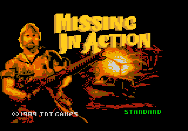 Missing in Action - Screenshot
