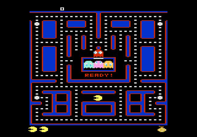 Pac-Man Collection - Screenshot