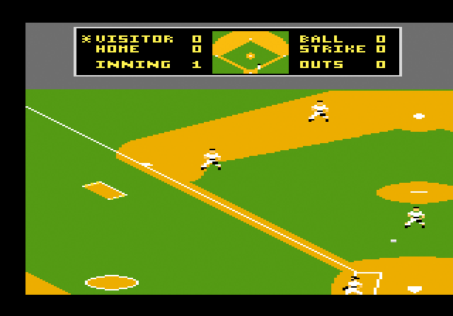 Pete Rose Baseball - Screenshot