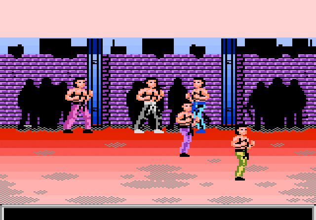 Pit Fighter - Screenshot