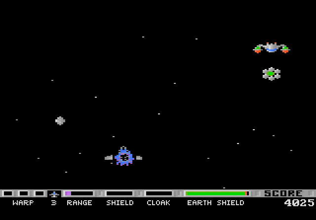 Planet Smashers - Screenshot