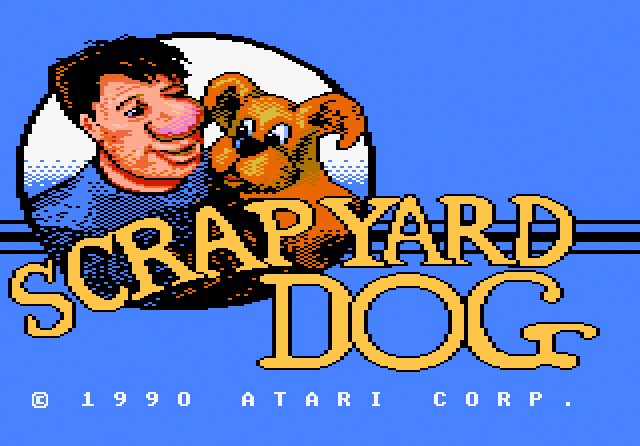 Scrapyard Dog - Screenshot