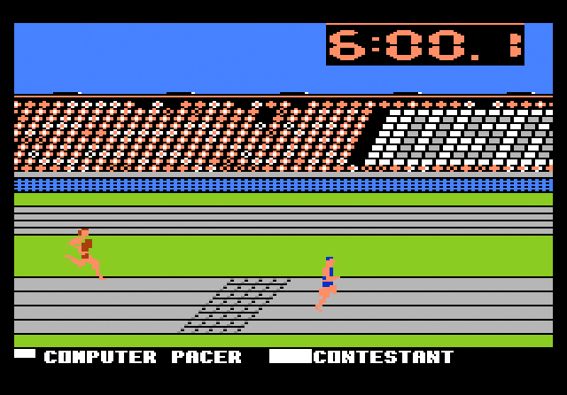 Summer Games - Screenshot