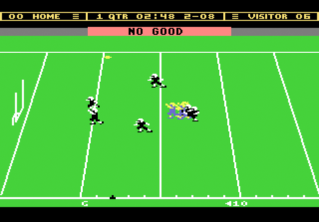Touchdown Football - Screenshot