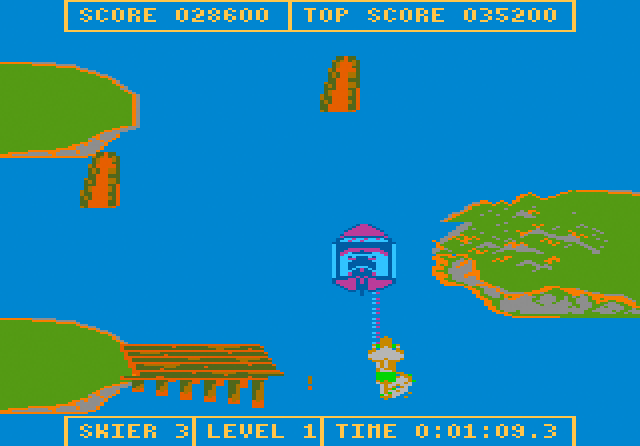 Water Ski - Screenshot