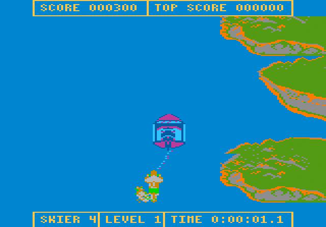 Water Ski - Screenshot