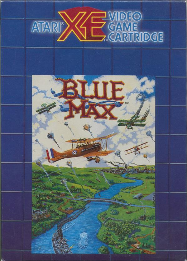 Blue Max - Box Front