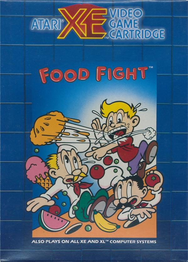 Food Fight - Box Front