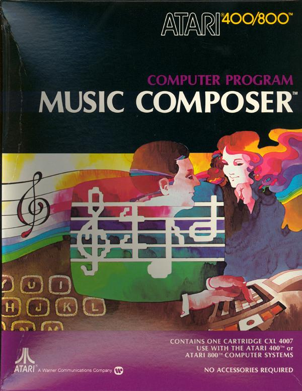 Music Composer - Box Front